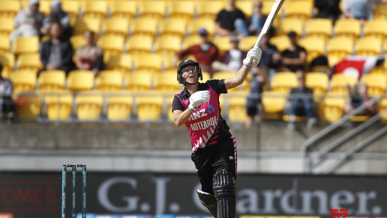 Sophie Devine takes over as New Zealand captain