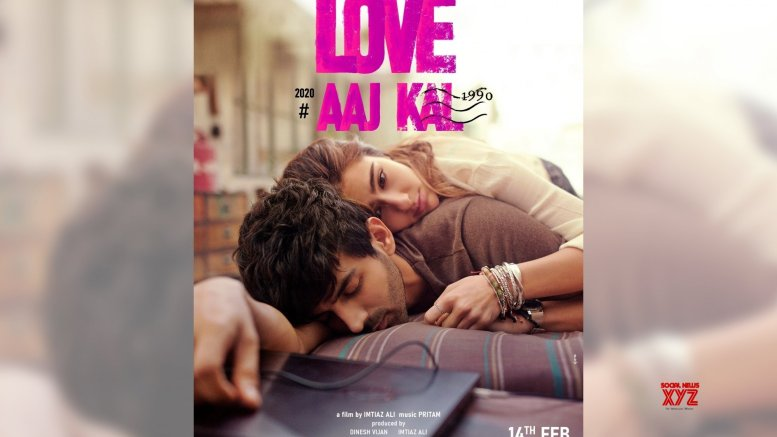 'Love Aajkal' crosses over Rs 12 cr on Day 1