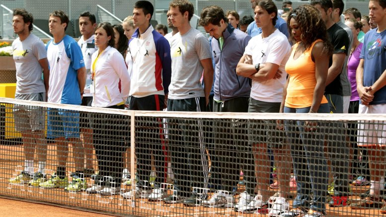 Tennis stars raise A$5 million for Australian bushfire charity