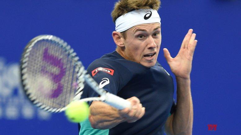 de Minaur pulls out of Australian Open with abdominal injury