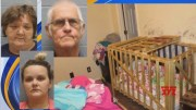 Mother, grandparents accused of caging children (Video)