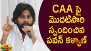 Pawan Kalyan Responds Over CAA For The First Time In Press Meet (Video)