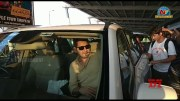 Mahesh Babu At Tirupati Airport (Video)