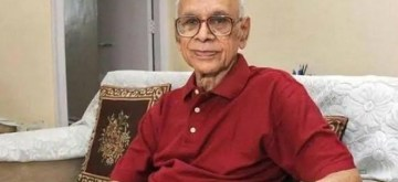 Former India all-rounder Bapu Nadkarni passes away.