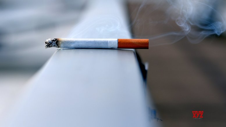 Nicotine aids spread of lung cancer to brain: Study
