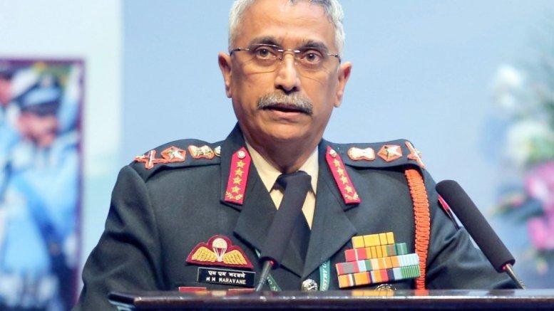 Indian Army Chief General Naravane to visit Nepal on Nov 4