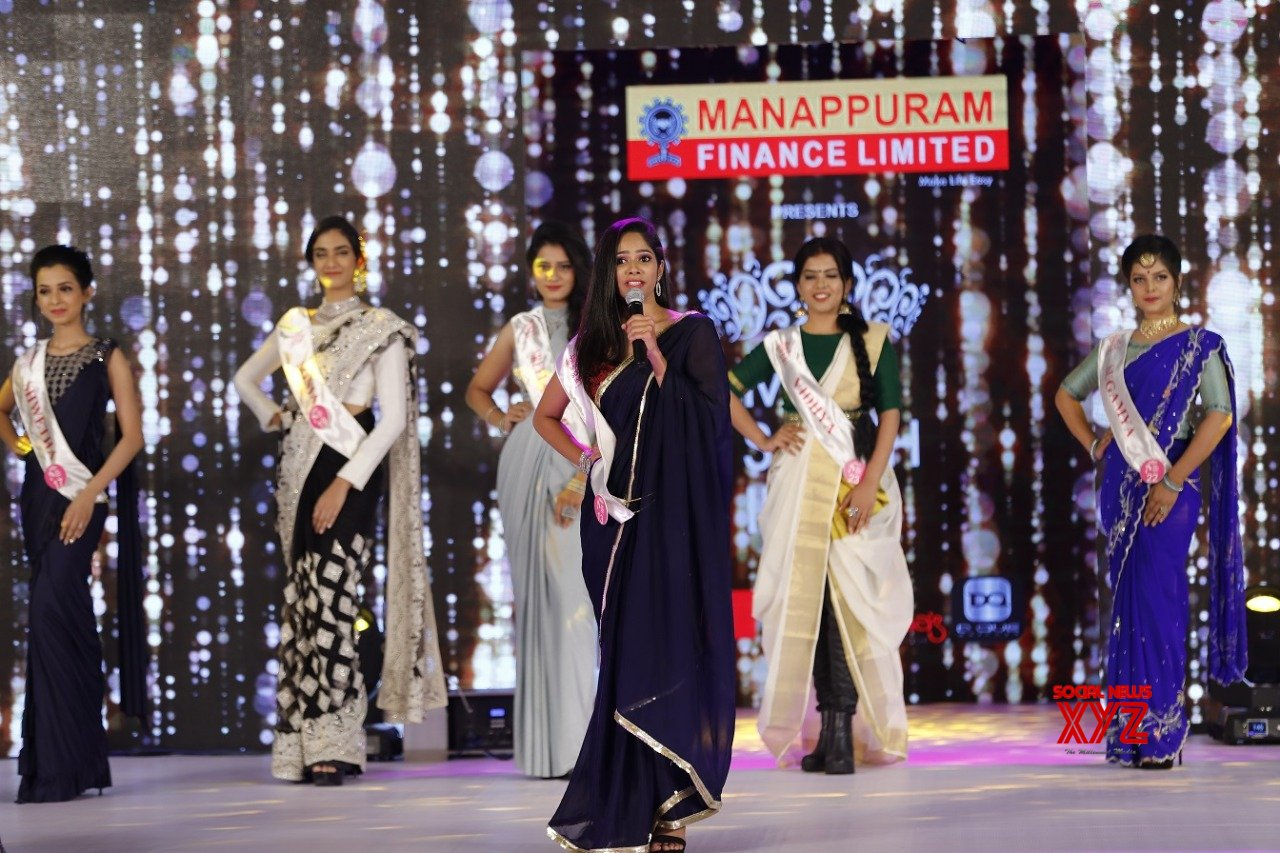 Kerala's Aiswarya Wins Miss South India 2020 Title