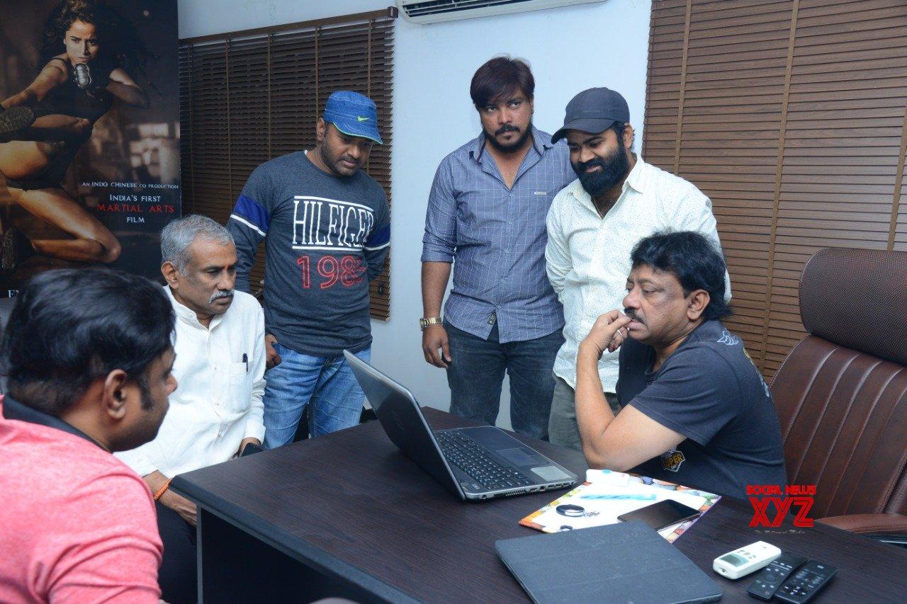 Ram Gopal Varma Appreciates Suicide Club Movie Trailer
