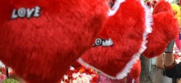 Valentine's Day. (File Photo: IANS)