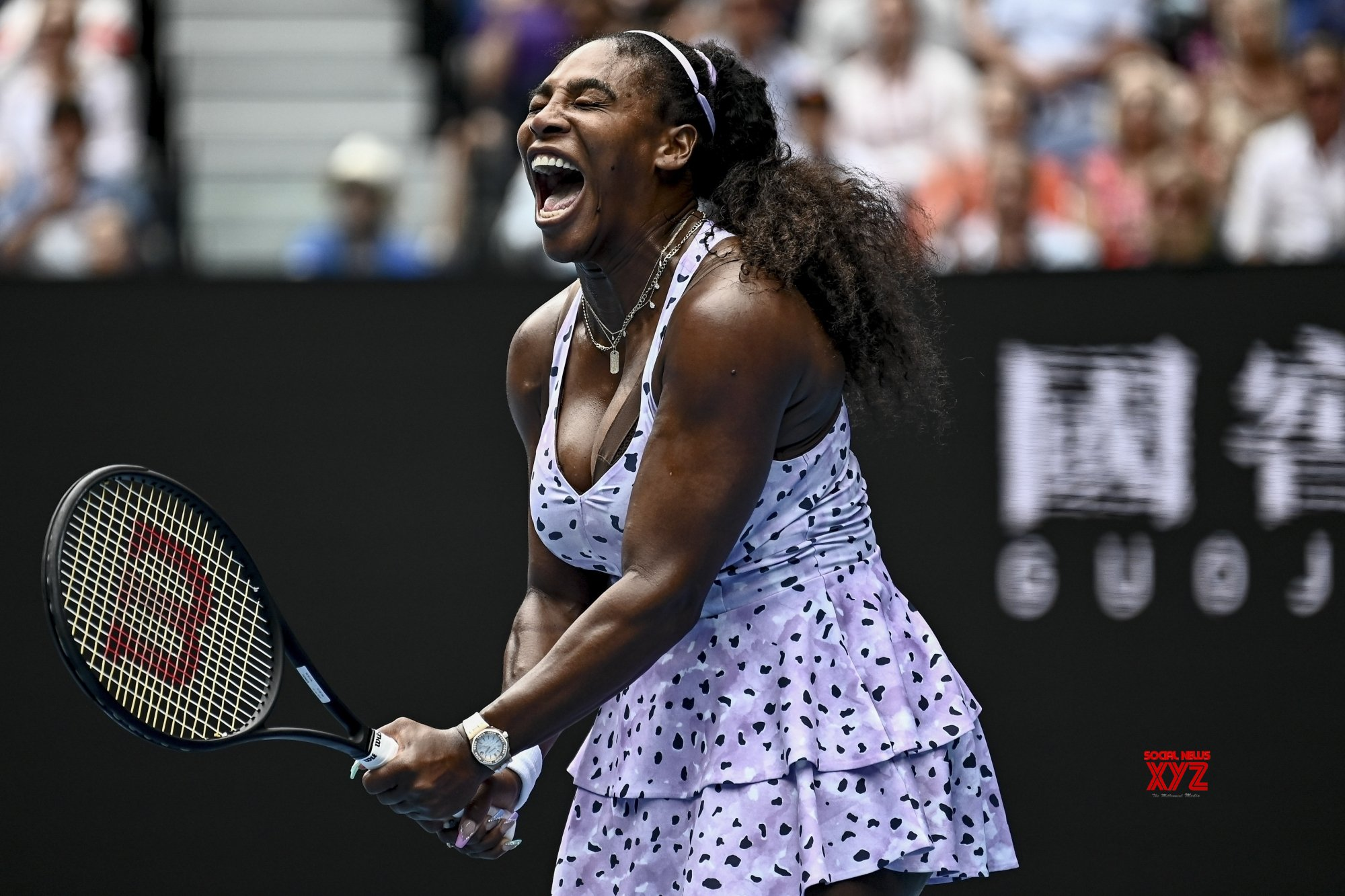 Day four at the Australian Open