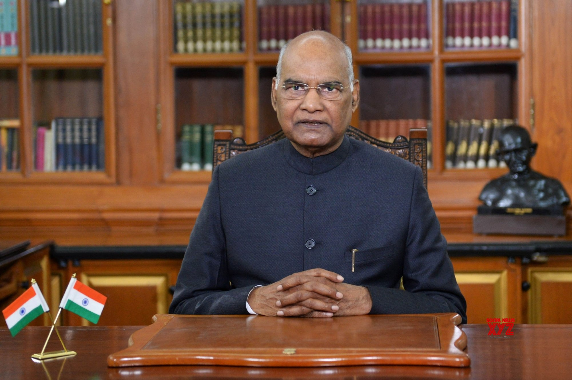 Unprecedented: Prez to address all Guvs as India goes all out to fight COVID-19