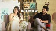 Jaanu Movie Team Interview - Sharwanand, Samantha [HD] (Video)