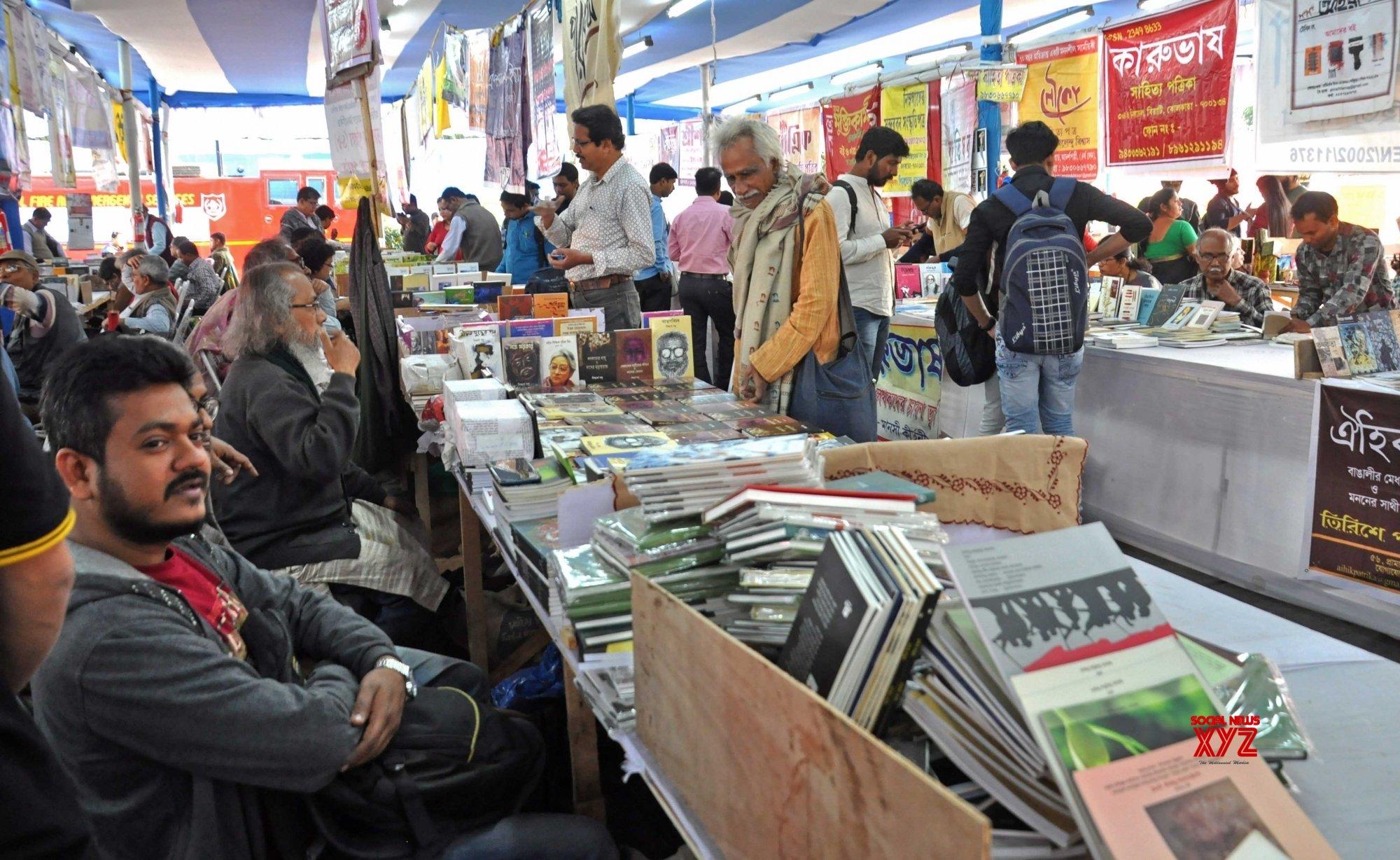 Kolkata: 44th International Kolkata Book Fair #Gallery - Social News XYZ