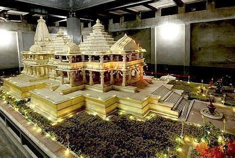 Nirmohi Akhara not 'satisfied' with temple trust
