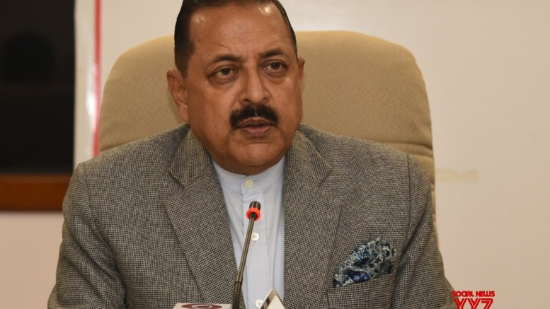 Jitendra Singh calls for exploiting untapped potential in sci & tech