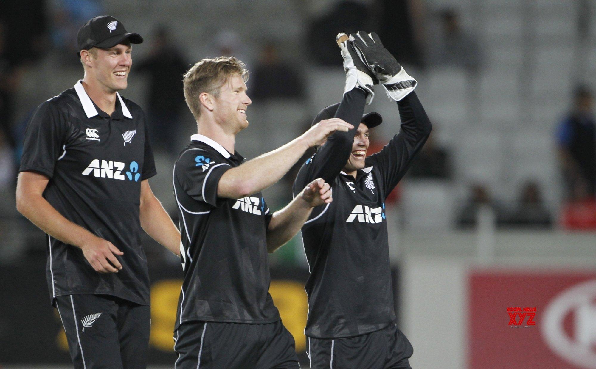Auckland: 2nd ODI - India Vs New Zealand (Batch - 17) #Gallery