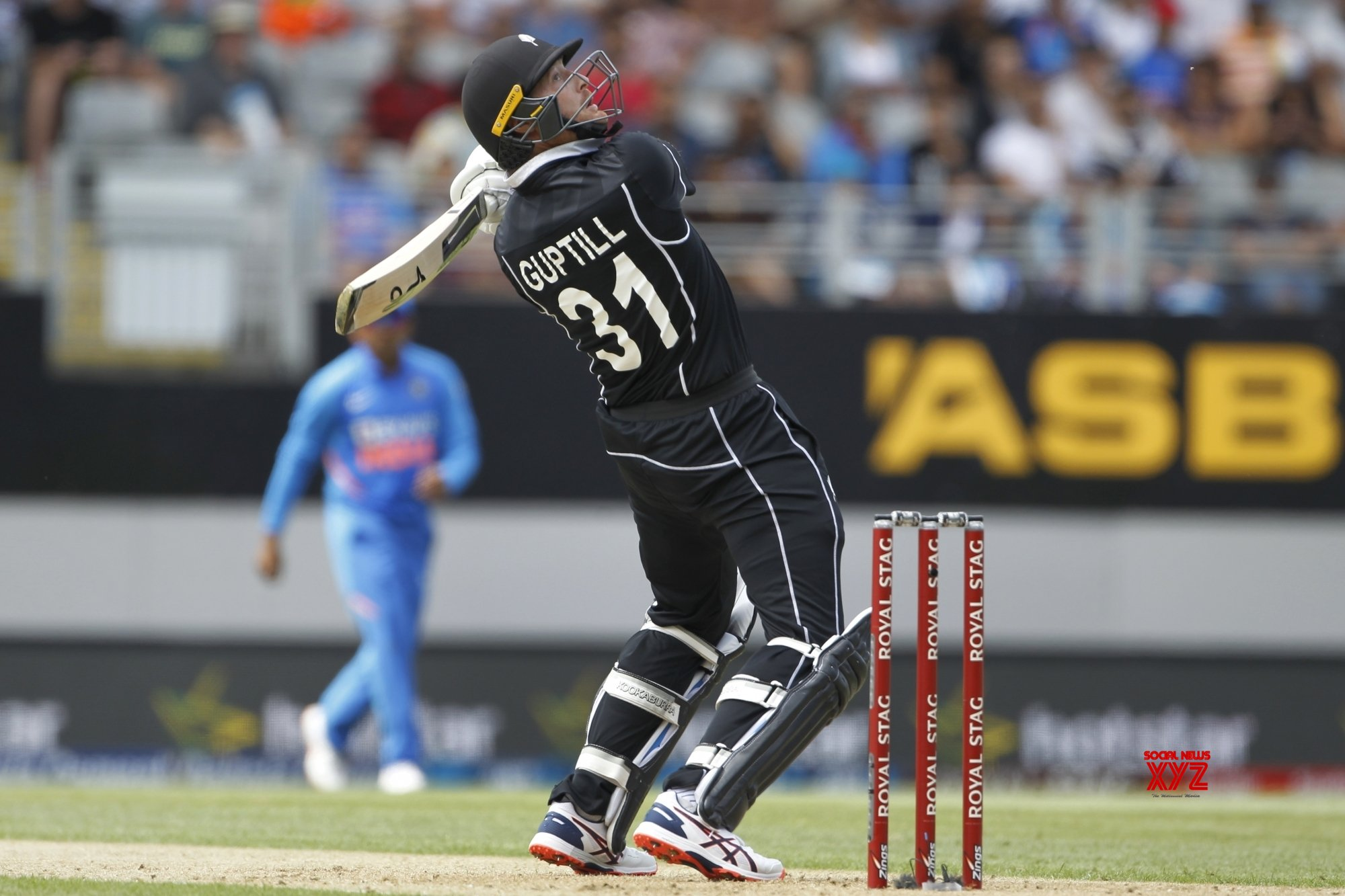 Auckland: 2nd ODI - India Vs New Zealand (Batch - 2) #Gallery