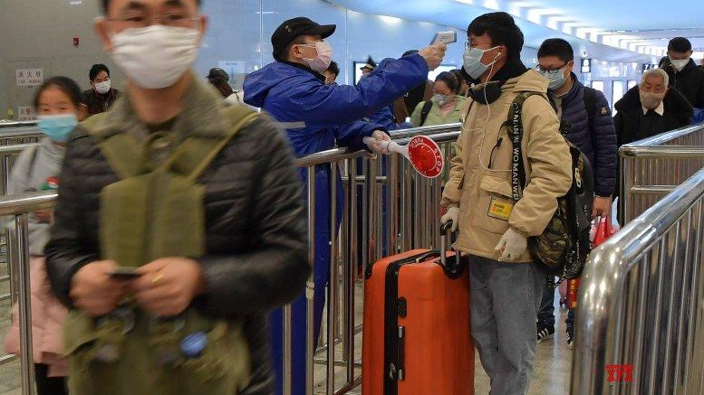 Sydney cruise passenger tests negative for coronavirus