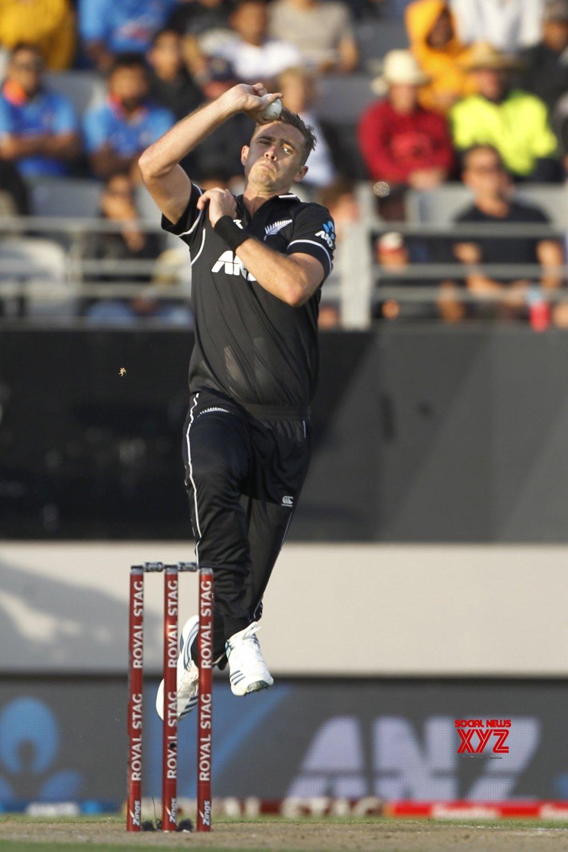 Auckland: 2nd ODI - India Vs New Zealand (Batch - 8) #Gallery