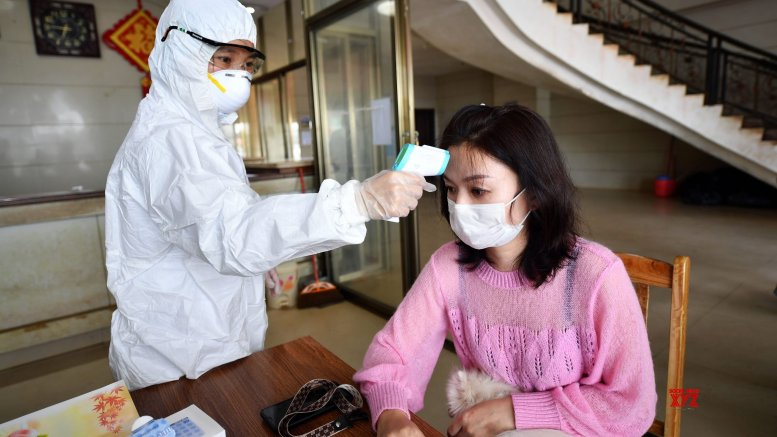 Egypt confirms 1st coronavirus case