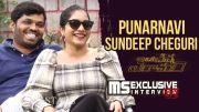 Punarnavi and Sundeep Cheguri Exclusive Interview About Oka Chinna Viramam Movie (Video)