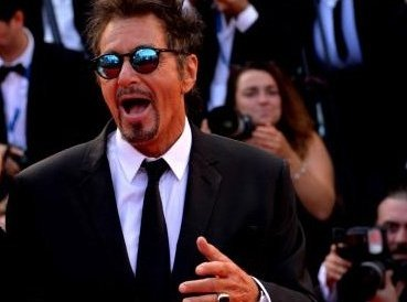 Al Pacino says director David Weil is a real artist