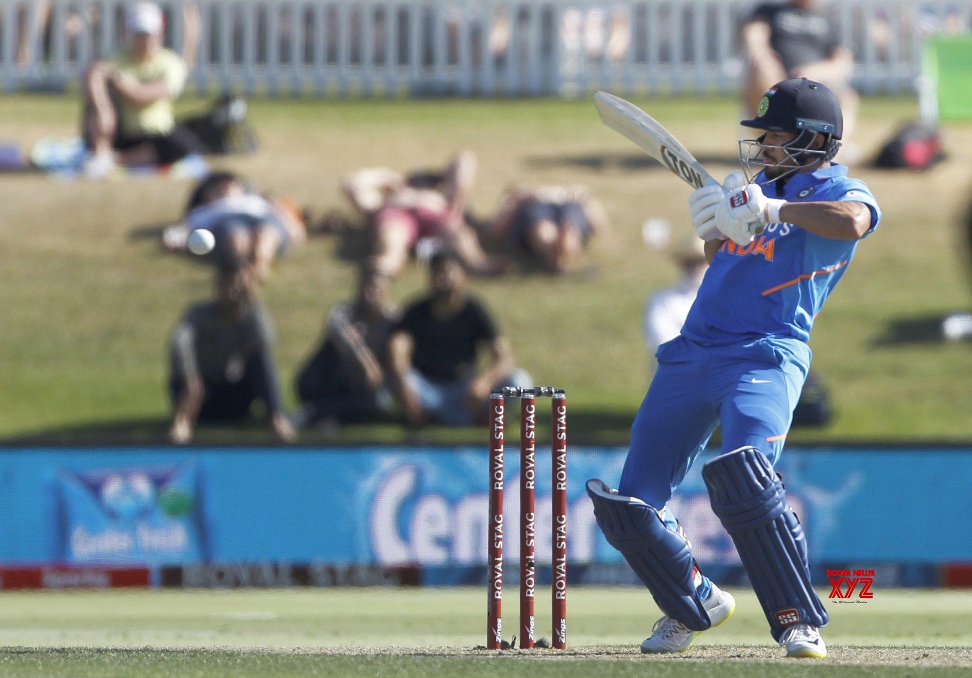 Mount Maunganui: 3rd ODI - India Vs New Zealand (Batch - 5) #Gallery