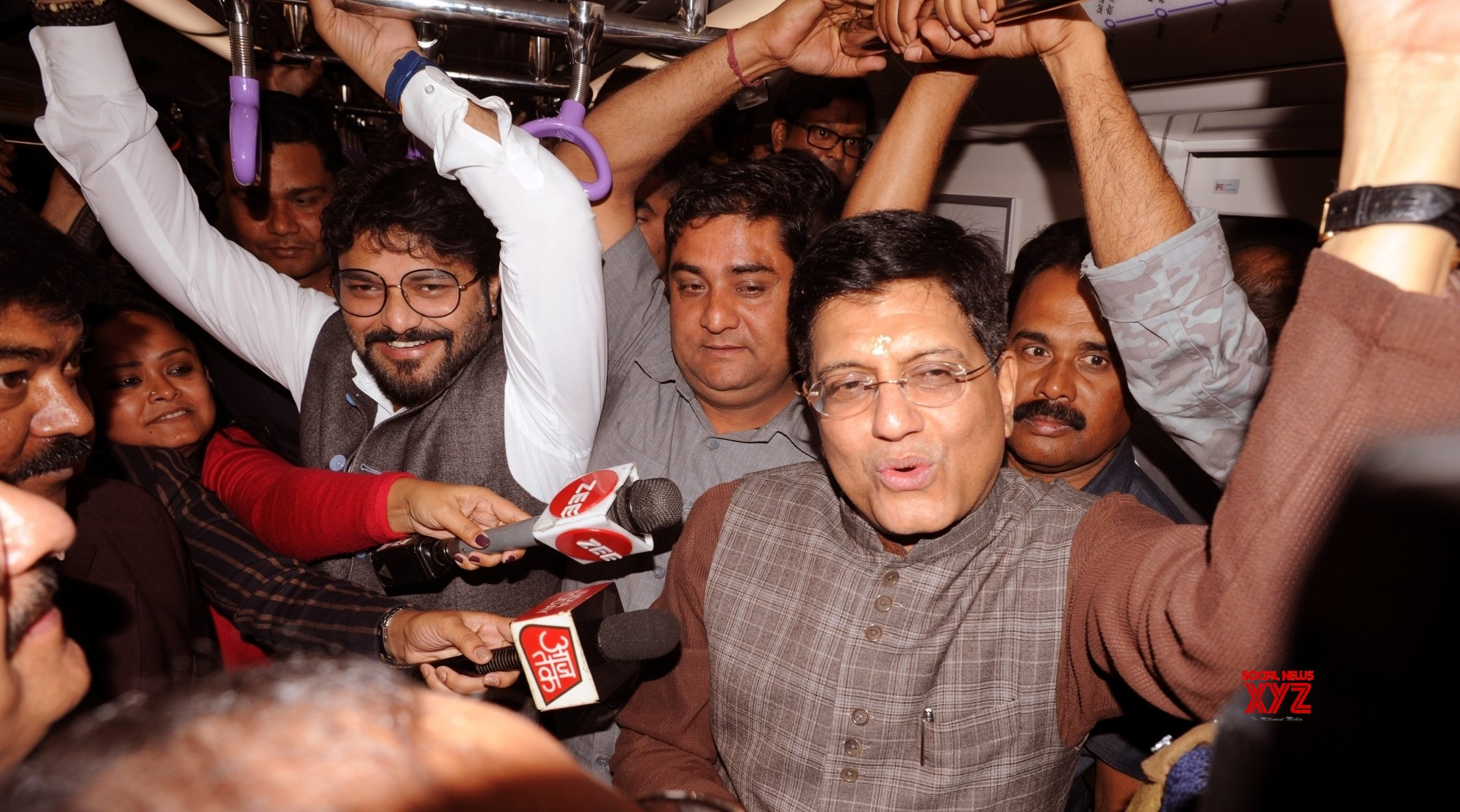 Kolkata: East - West metro line inauguration (Batch - 2) #Gallery