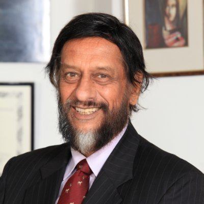 Former TERI chief R.K. Pachauri dies at 79