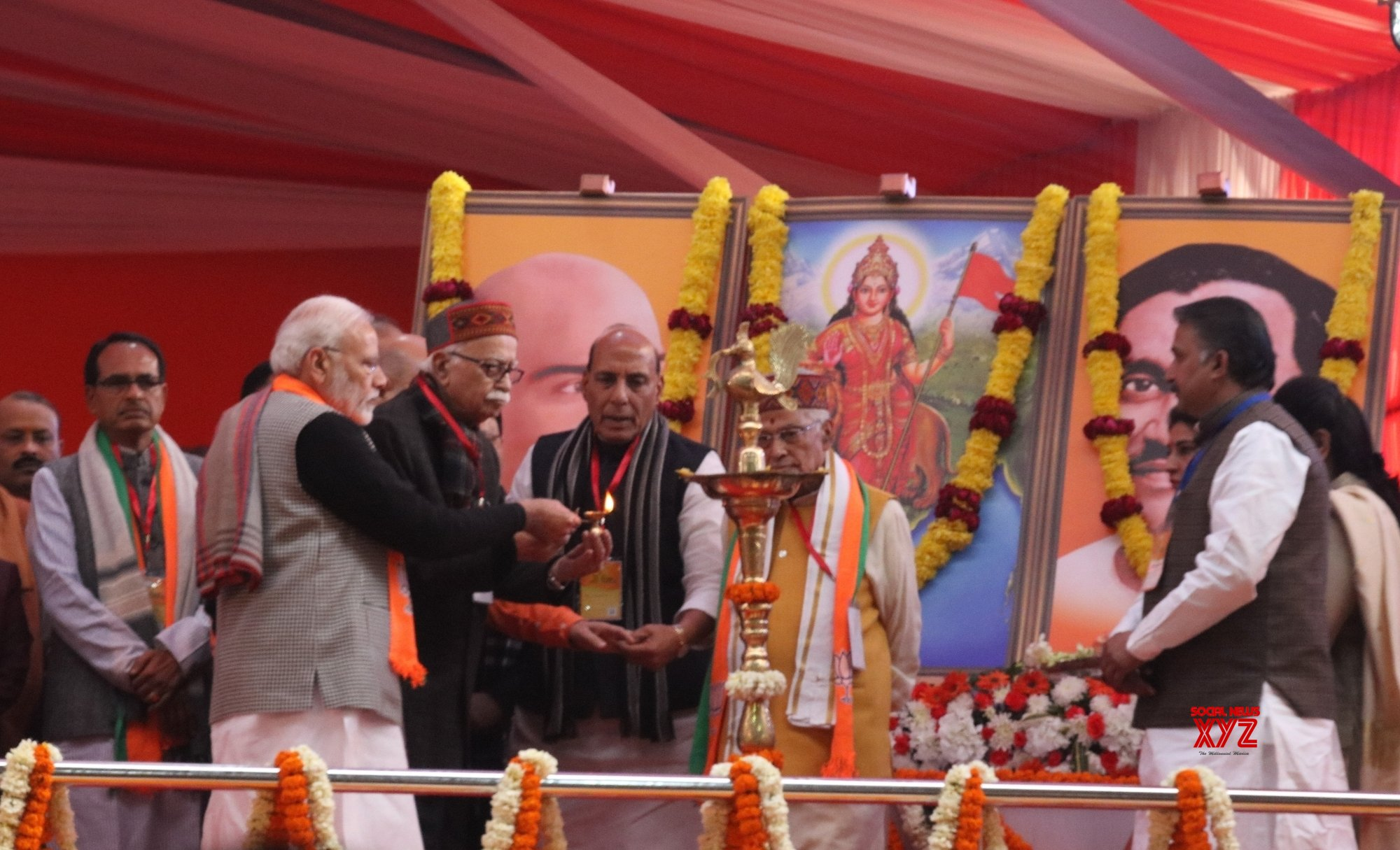 10K BJP leaders to attend national council meet in March