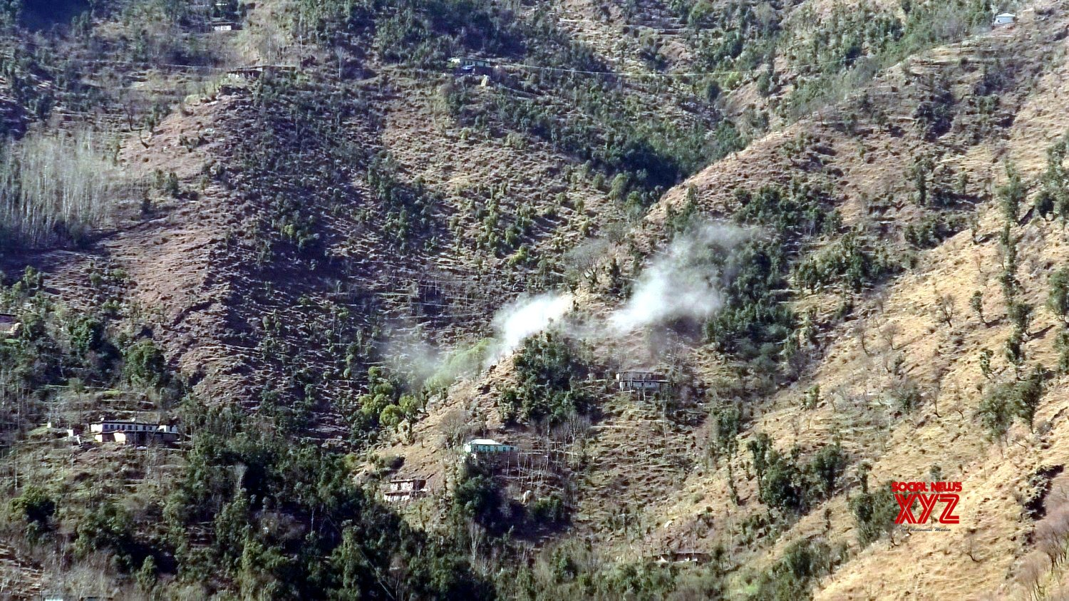 Poonch (Jammu and Kashmir): One killed, two injured in Pakistan firing #Gallery