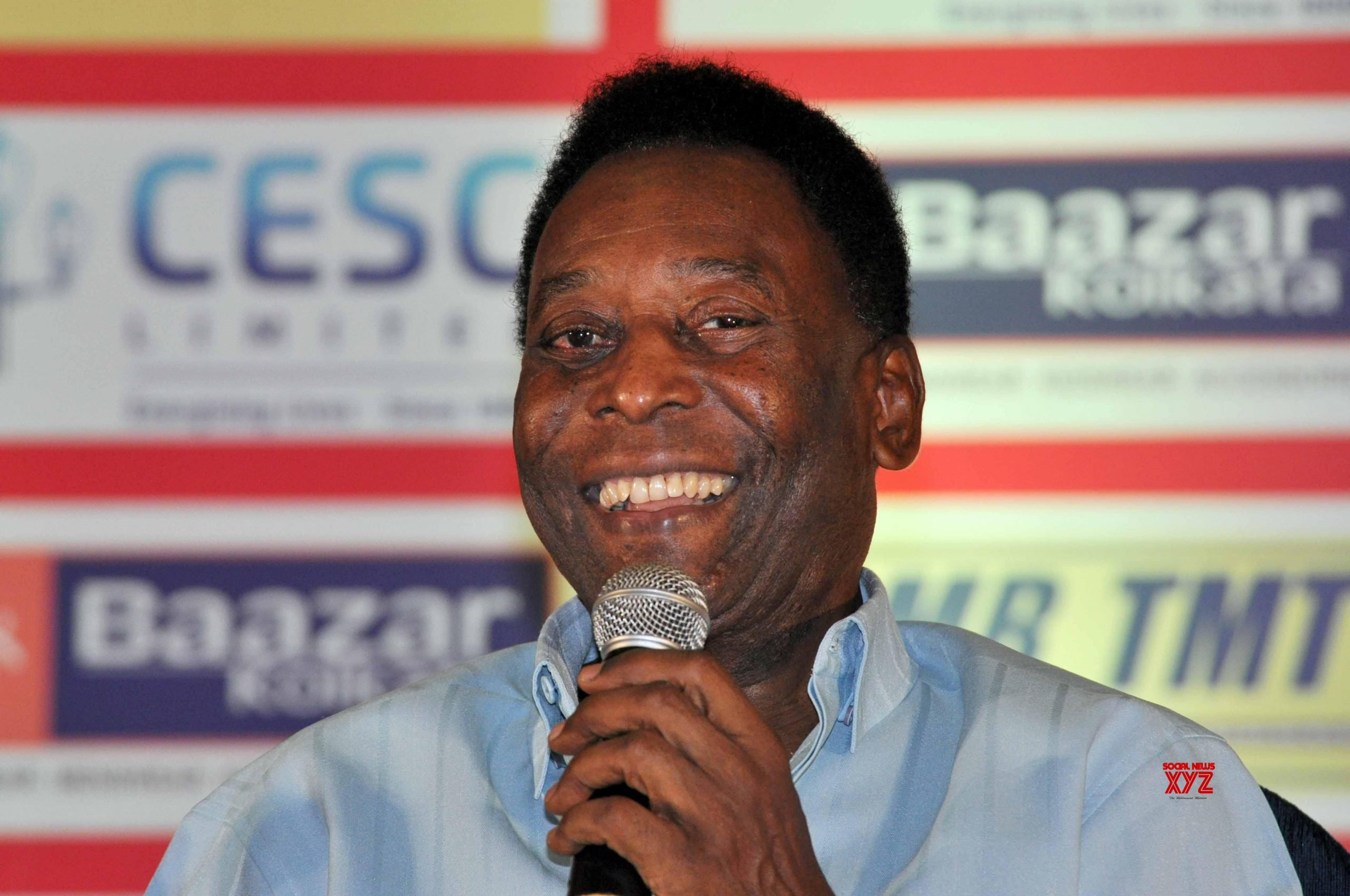 Health issues normal for people of my age: Pele