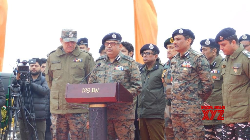 Pulwama: Martyrs Column inaugurated in J&K in the memory of martyred Pulwama soldiers #Gallery