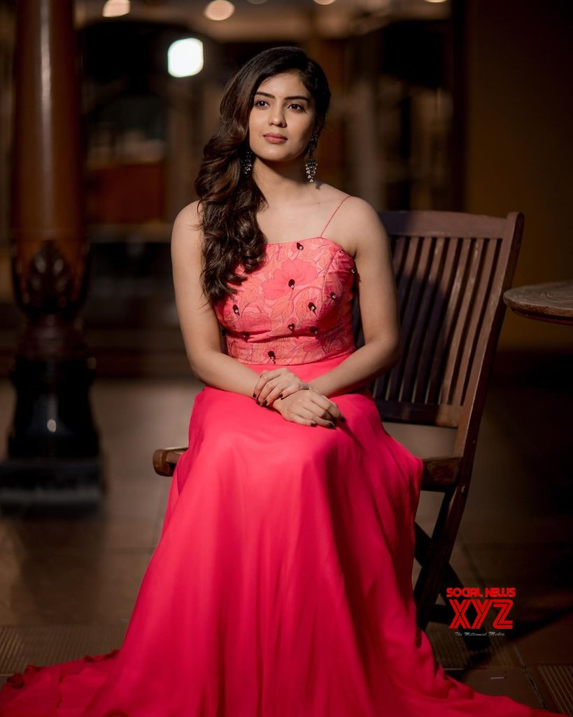 Actress Amritha Aiyer Latest Glam Stills