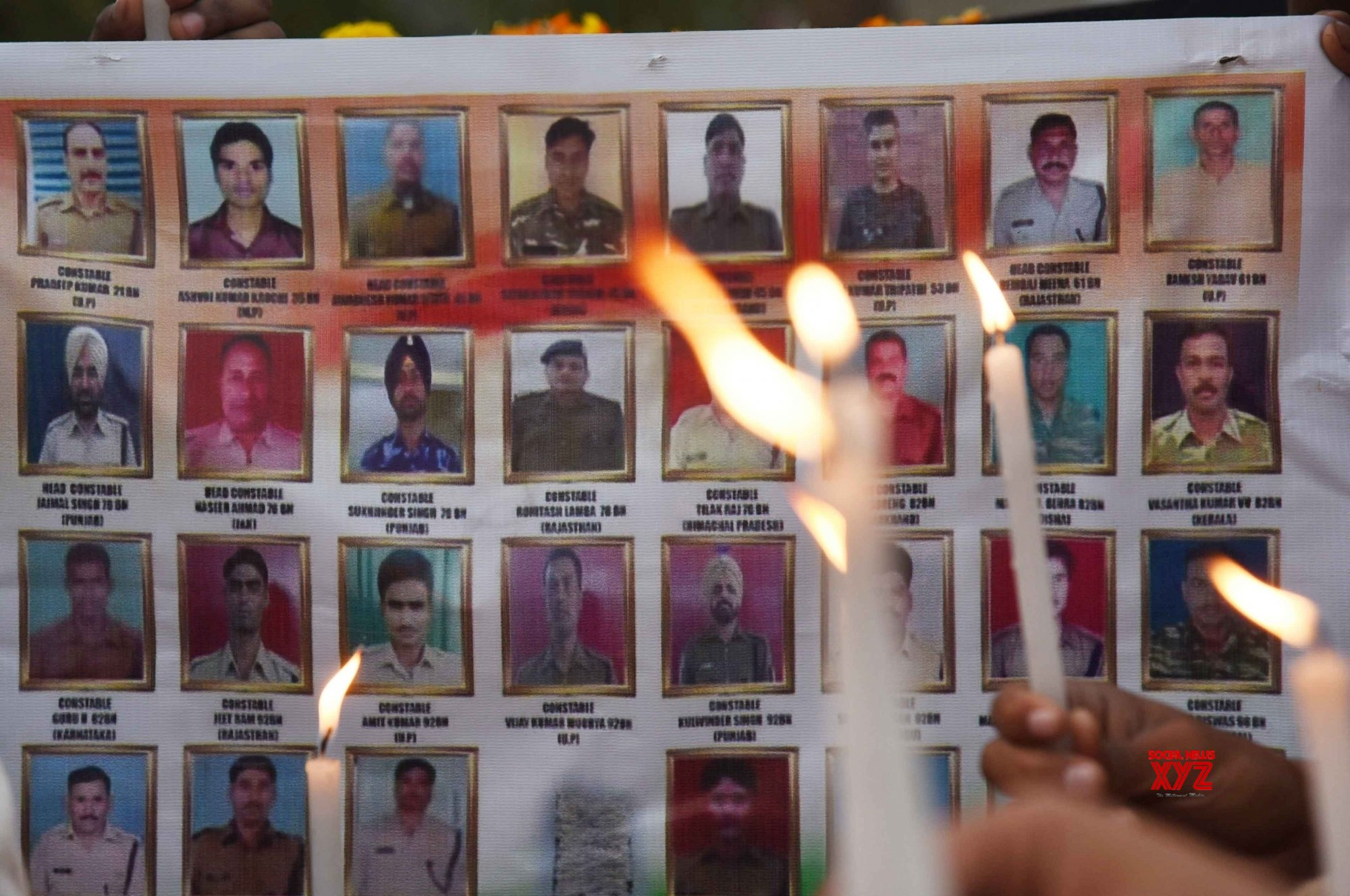 Patna: Tributes paid to Pulwama martyrs #Gallery
