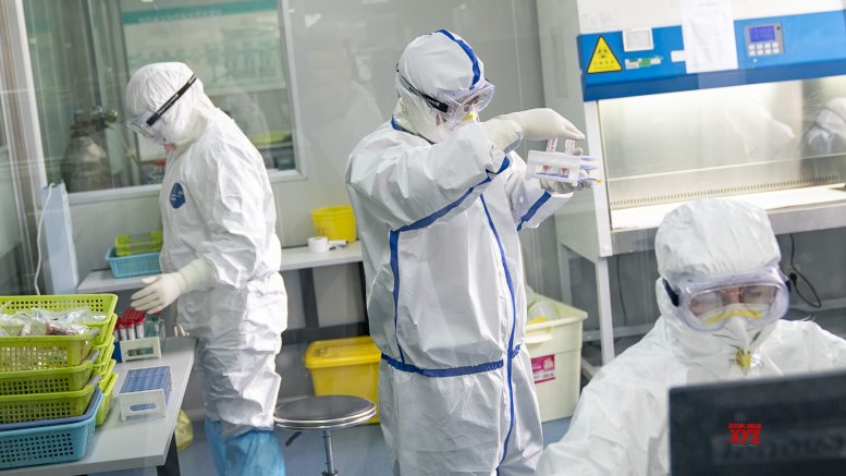1,716 Chinese medical staff infected with coronavirus