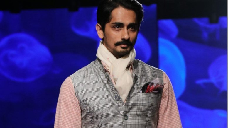 Actor Siddhart Draws Parallel Between Fashion And Communal Harmony