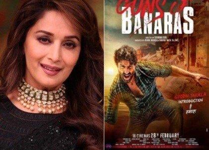 Guns Of Banaras Has A Lot Of Content Says Madhuri Dixit Nene