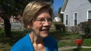 Warren slams Trump on border wall funding (Video)