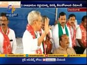 CPM Holds 24 Hours Strike | Against Three Capitals | in Vijayawada  (Video)