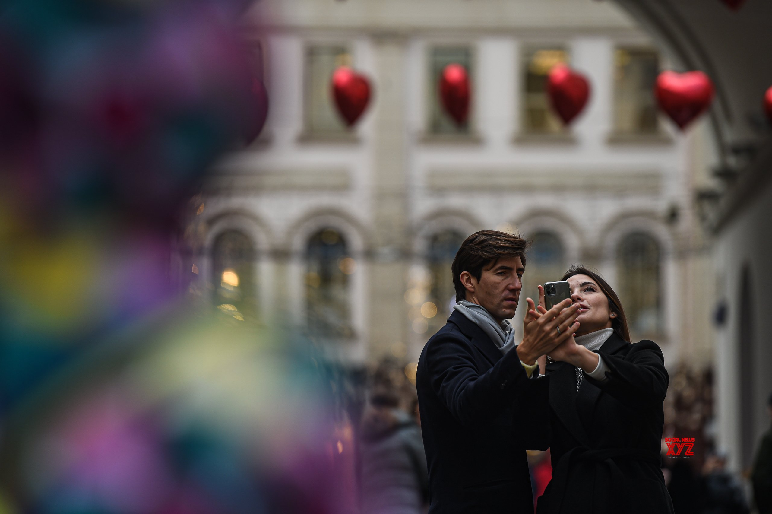 RUSSIA - MOSCOW - VALENTINE'S DAY #Gallery