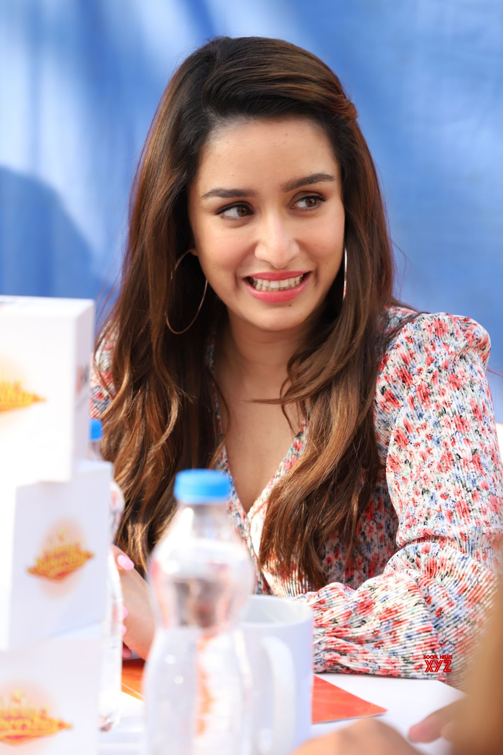 Actress Shraddha Kapoor Spotted At Filmcity HD Gallery