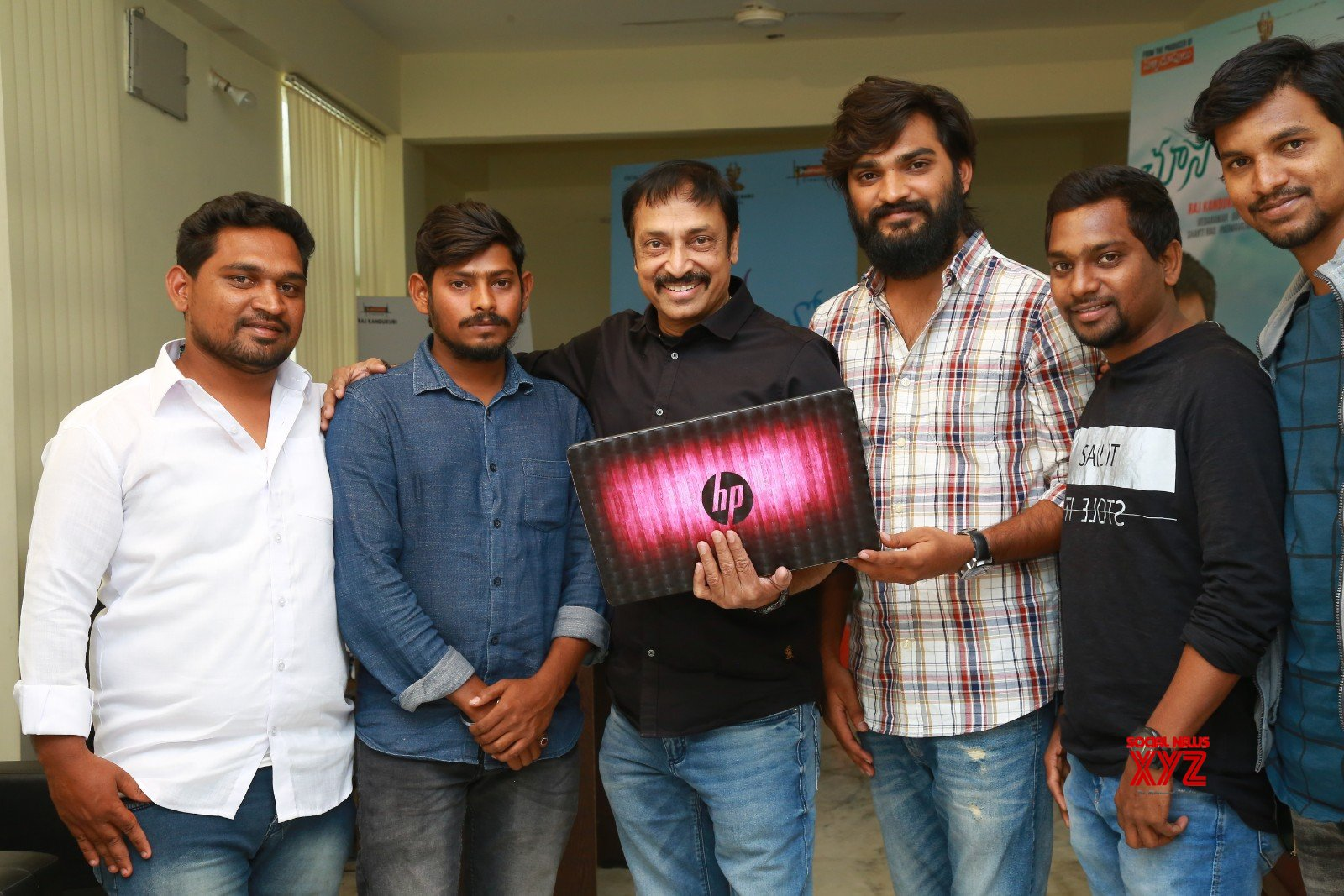 Raj Kandukuri Launches Emai Poyave Movie Motion Poster