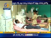 Negligence of patients with kidney problems in Uddanam | High court Serious on Govt  (Video)