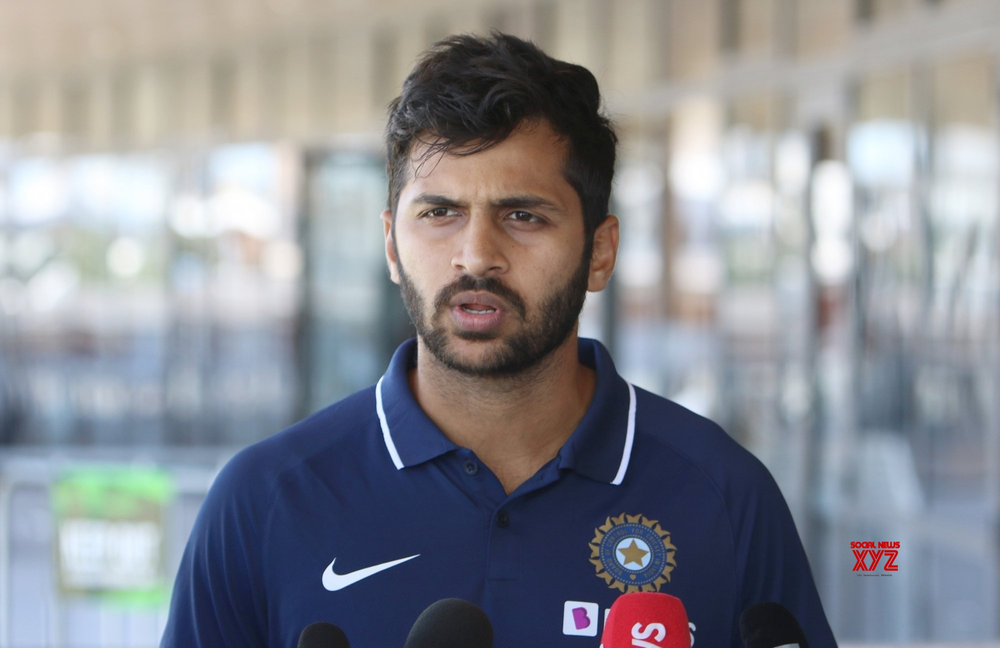 BCCI not impressed as Shardul Thakur trains outdoors in Mumbai