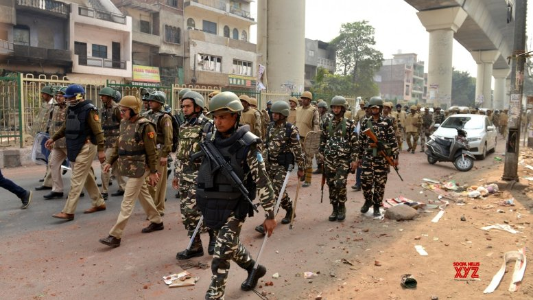 Delhi riots: More than Rs 1cr used to manage protests, reveals chargesheet