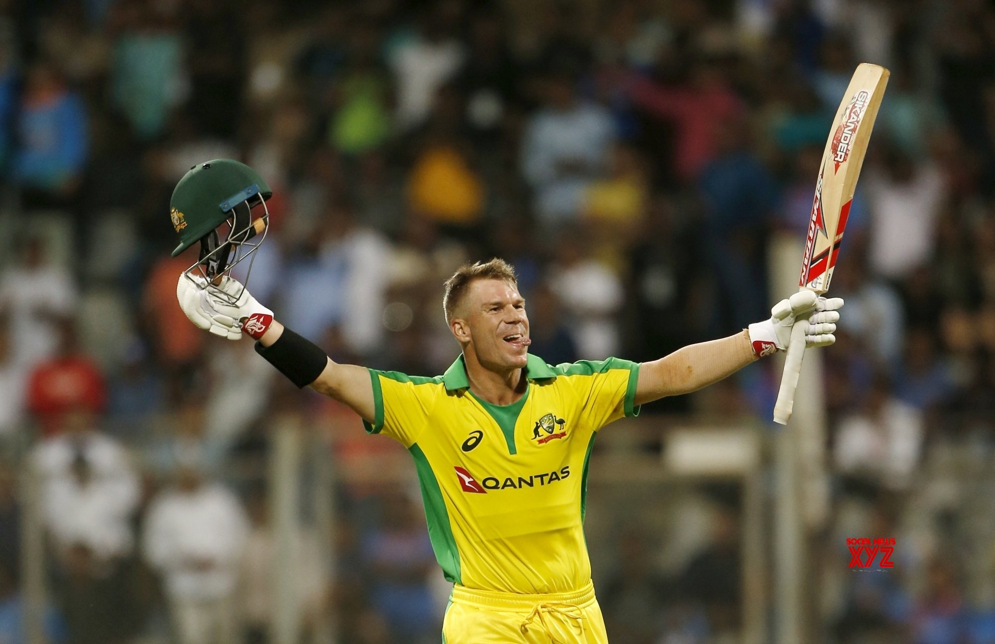 IPL 2020: David Warner reinstated as Sunrisers' captain