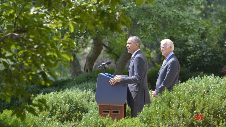 Obama to campaign for Biden in Philadelphia