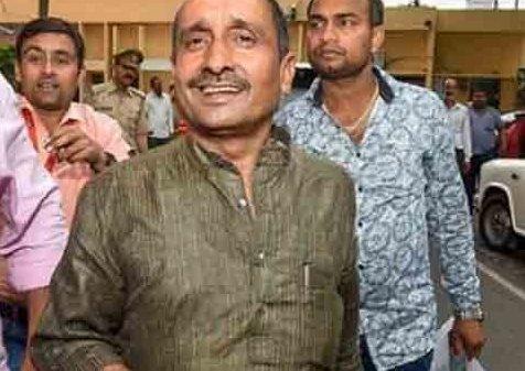 Kuldeep Senger's wife is BJP candidate in Panchayat polls