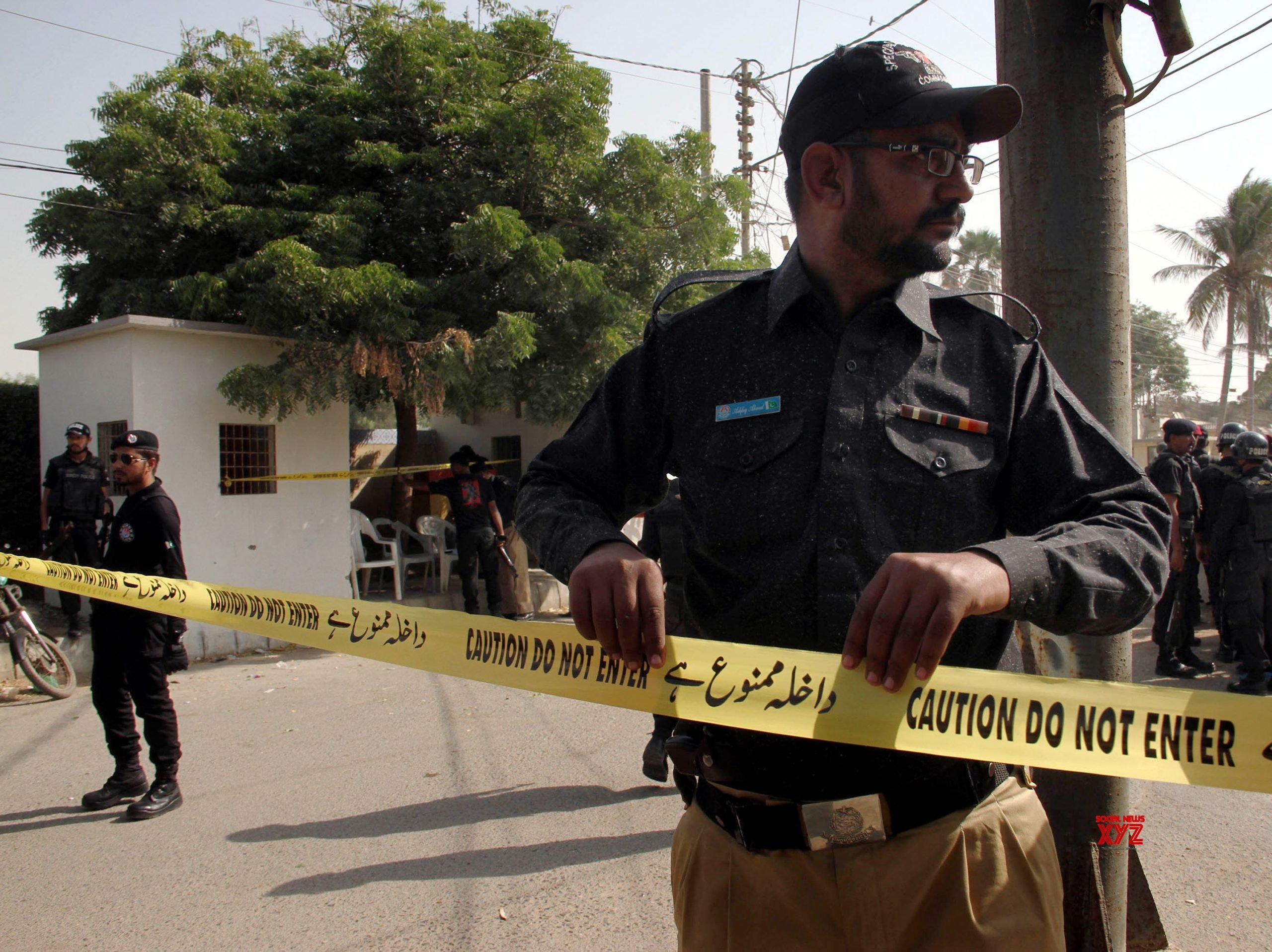 2 killed in Pakistan Stock Exchange attack - Social News XYZ